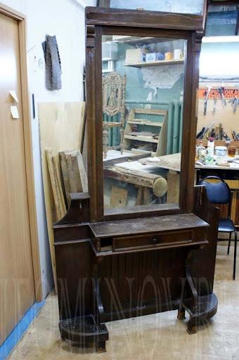 отреставрировать старинную мебель в петербурге