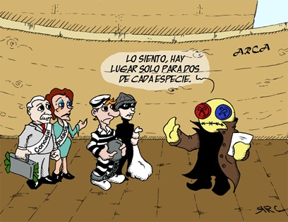 LibreDeAlbedrio #022 - Arca de Noe