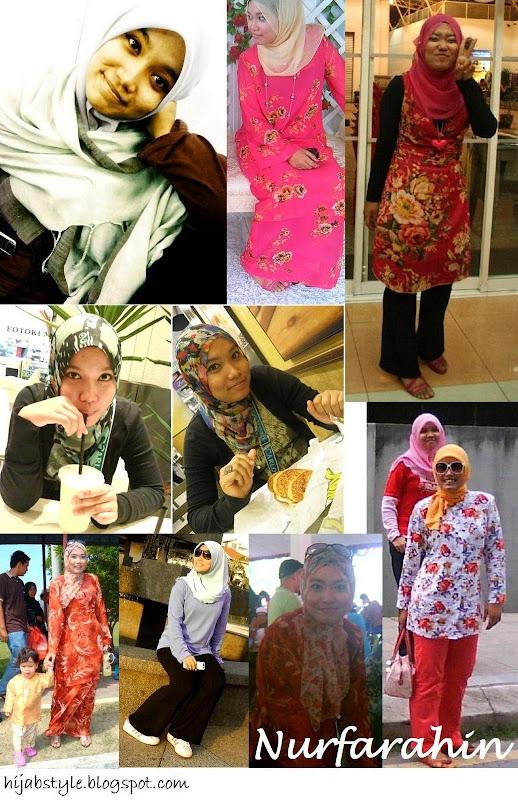 Muslimah Style: Nurfarahin
