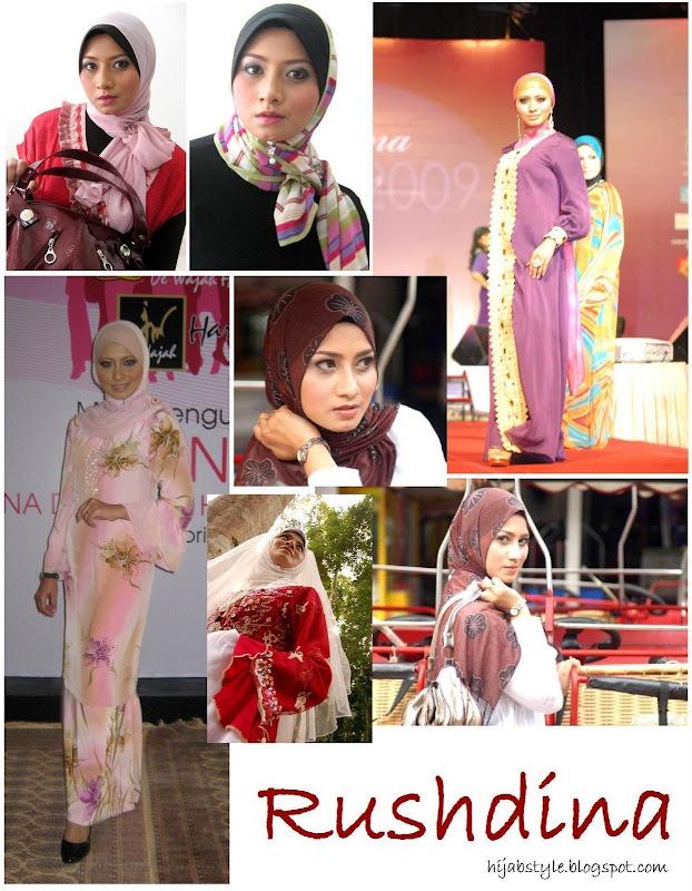 Muslimah Style: Rushdina