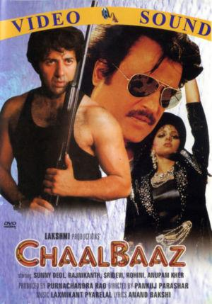 ChaalBaaz 1989 MP4 1gB Hindi Comedy Musical DaXclusives