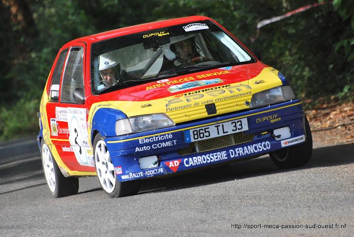 Yohan DUPOUY / Bruno CAMPANER  - 306 S16 F2/14 Rallye%20de%20Bonaguil%202010%20154
