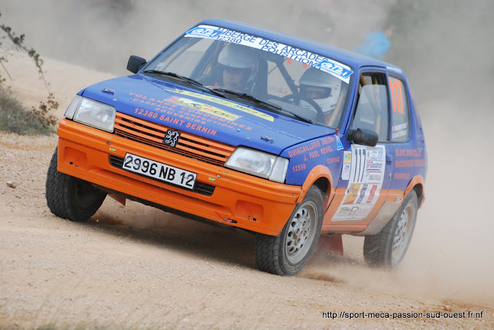 Cyril CONDOMINES - Vanessa BLANC - 205 GTI F214 Rallye%20Terre%20des%20Cardabelles%202010%20298