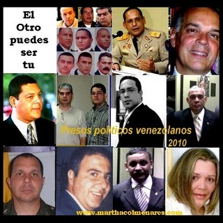 Spanish Foreign Minister has said that there are no political prisoners in Venezuela. And this people?