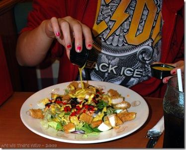 Jamie & Salad
