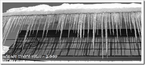 Teethy icicles