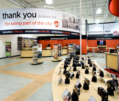 Thank you for being part of the CITY - Circuit City