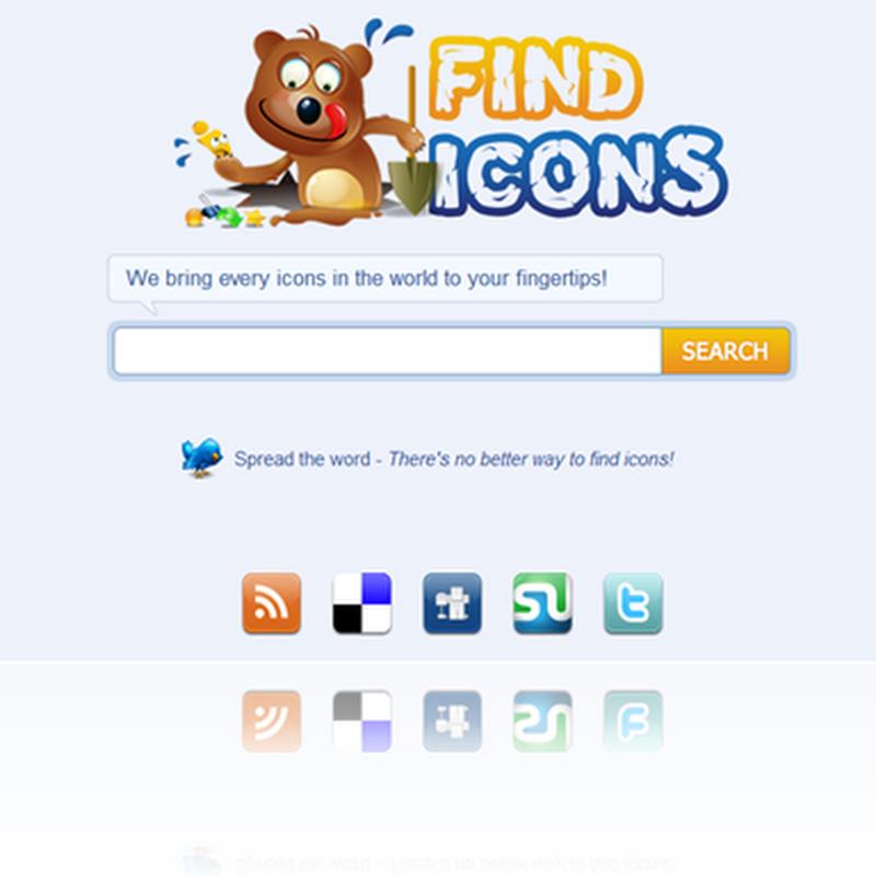 Buscador de iconos Findicons.com