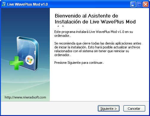 Live WavePlus