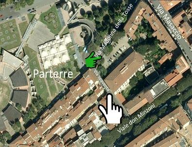 Cartina dall'alto