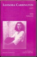 Portada Leonora Carrington- Julia Salmeron