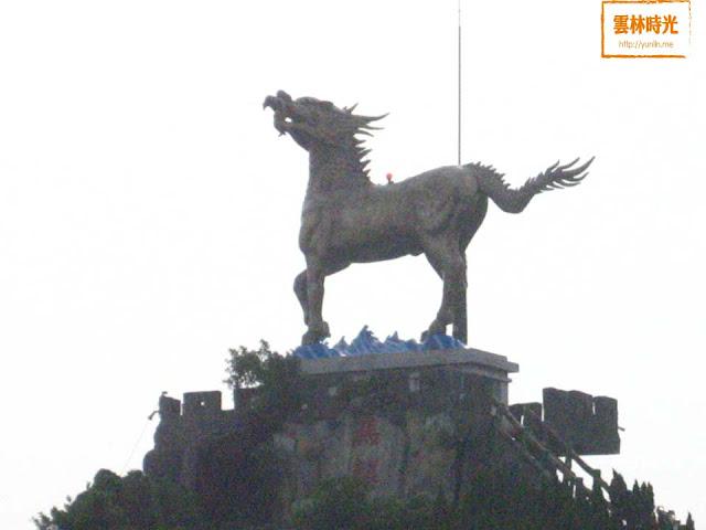 褒忠-馬鳴山鎮安宮│景點