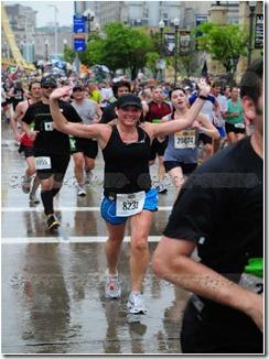 Pittsburgh half marathon 2010