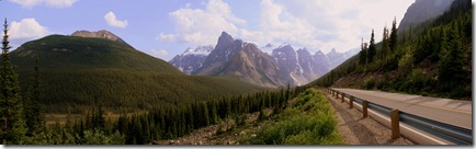 Valley of Ten Peaks Stich