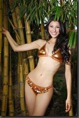 Cassandra Camacho  Miss La Paz