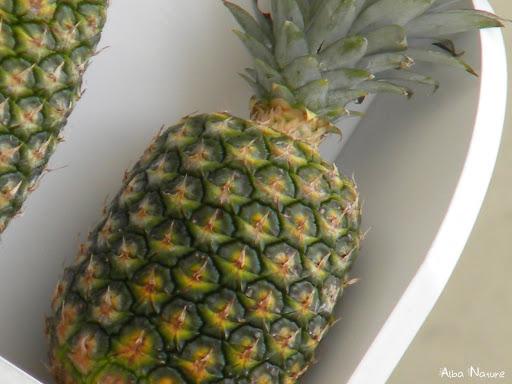 un ananas, c'est un fruit exotique, non ?