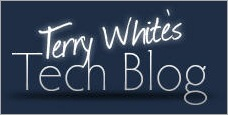 Terry White Tech Blog Logo
