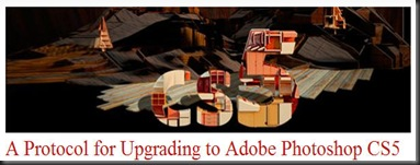 Upgrading to CS5