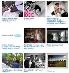 Vimeo Links