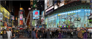 Times Square Bert