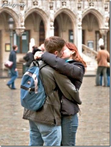 kissing facts & kiss benefits
