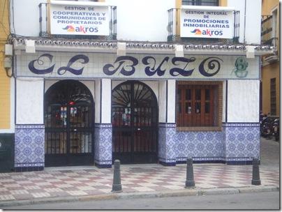 Storico locale di tapas a Sivigia