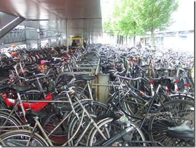 Di amsterdam e delle biciclette for Affitto bici amsterdam