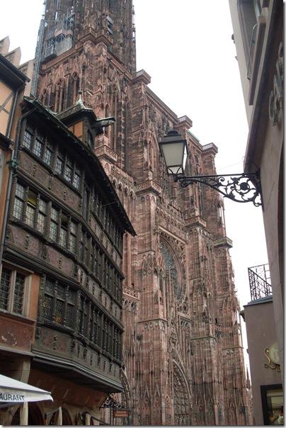 Notre-Dame a strasburgo
