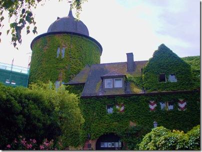 Castello di Sababurg, strada delle fiabe