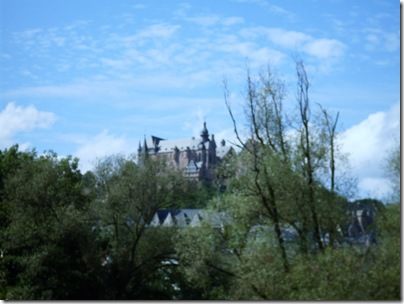Castello dei Langravi d'Assia a Marburg