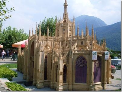 Duomo di Milano allo swissminiatur