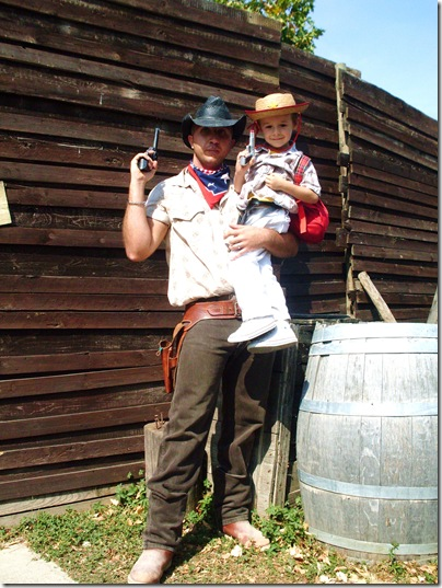 Aj  a Cowboyland