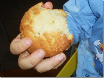 Aj mangia un muffin alla mela