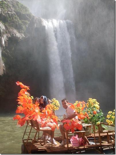 Incontro alle cascate di Ouzoud