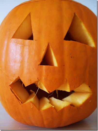 La nostra zucca di Halloween