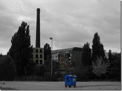 Berlino tra passatoe  futuro