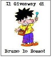 Giveaway di Bruno lo zozzo!