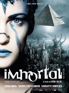 Poster de Inmortal