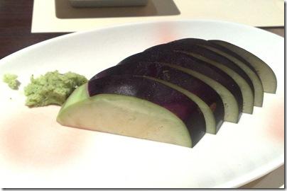 eggplantsashimi