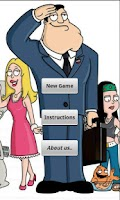 Screenshot of MatchUp American dad . Memory