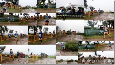 2ª Jornada provincial de Campo a traves Lora del Rio 2010-20111