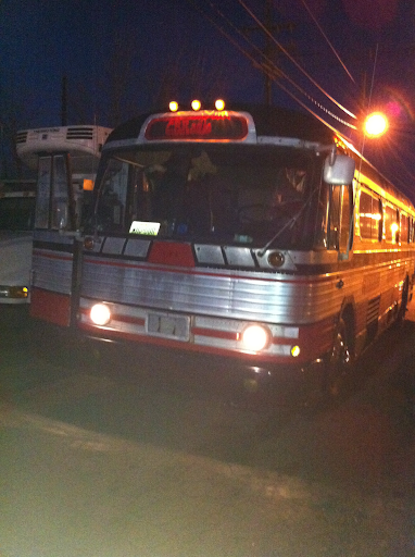 Citizen's Band Radio's Bus!