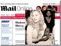 Madonna e Mercy
