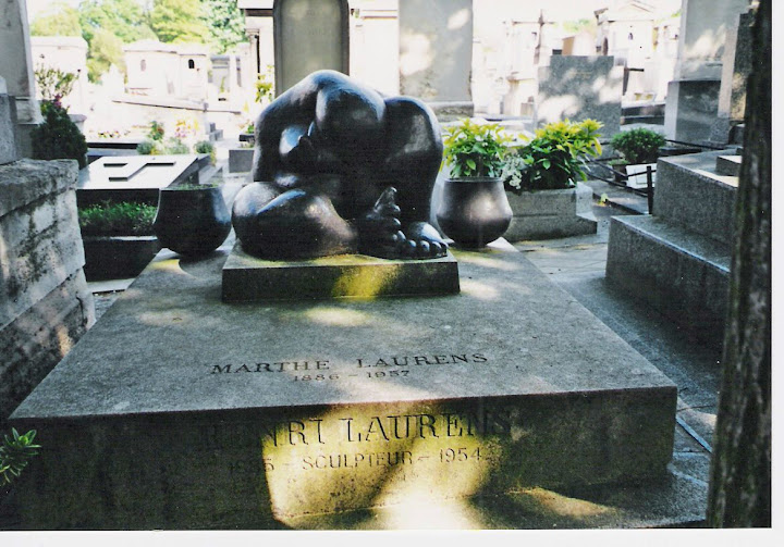 亨利· 劳伦斯Henri Laurens(1885 -1954)作品集1 - 刘懿工作室 - 刘懿工作室 YI LIU STUDIO
