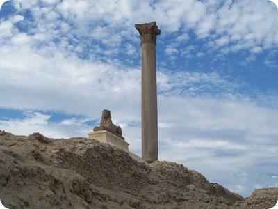 12-28-2009 041 Amud El-Sawari (Pompey's Pillar)