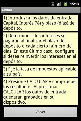 【免費財經App】Calculadora de depósitos PRO-APP點子