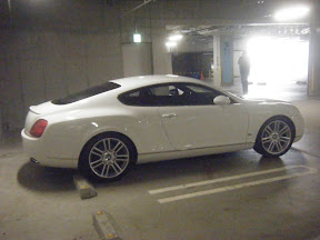 Bentley Continental GT Diamond Series Wallpaper