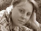 Leah in Sepia