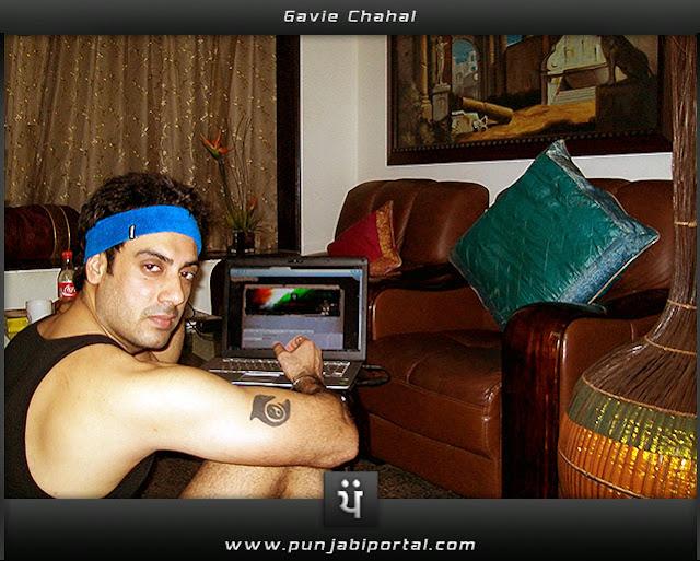 Gavie Chahal in Bollywood, Gavie Chahal in Ek Tha Tiger