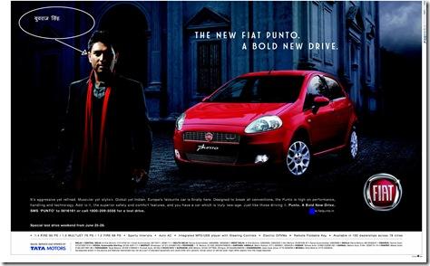 Car brand  ambassador